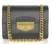 Yves Saint Laurent Small Satin Chain Strap Bag