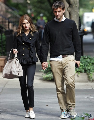 Olivia Palermo Name that Bag