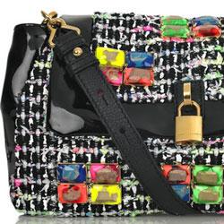 Marc Jacobs Fluorescent tweed bag - $995