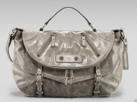 Alexander McQueen Faithful Biker Satchel