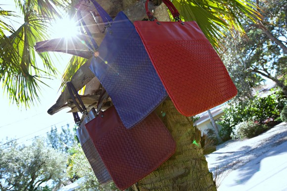 Bottega Veneta Aquatre Bags - Christmas Ornaments, BV-Style!