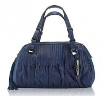 Cole Haan Amalfi Pleated Satchel