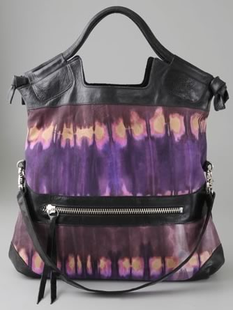 Foley + Corinna Tie Dye Mid City Tote