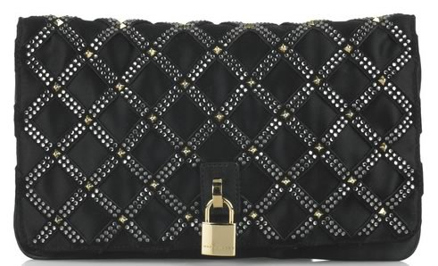 Marc Jacobs Night In Rio Swarovski Studded Cltuch