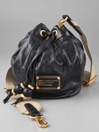 Marc by Marc Jacobs New Q Pixie Drawstring Shoulder Bag
