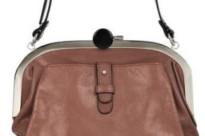 Marni Leather Frame Bag