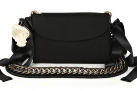 Marni Small Crepe Shoulder Bag