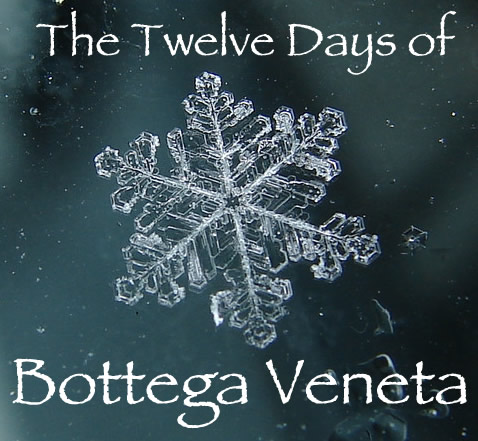 The Twelve Days of Bottega Veneta