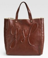Yves Saint Laurent Shopping Tote