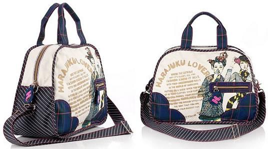 Danny Roberts Harajuku Lovers Bags