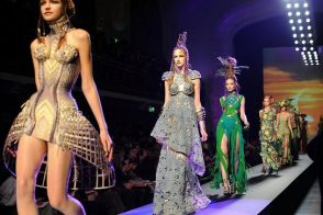 Paris Haute Couture Week: Jean Paul Gaultier