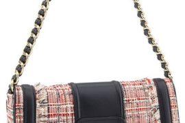 Kate Spade Sea Worthy Tweed Nelly Shoulder Bag
