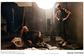 Louis Vuitton Core Values: Annie Leibovitz with Mikhail Baryshnikov