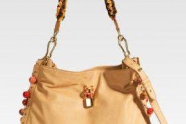 Marc Jacobs Beaded Daisy Shoulder Bag