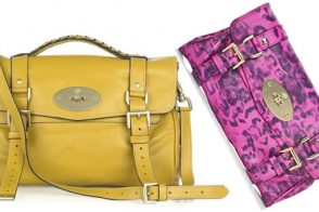 Mulberry Alexa Bag and Clutch