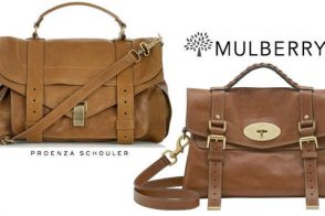 Mulberry Alexa vs Proenza Schouler PS1