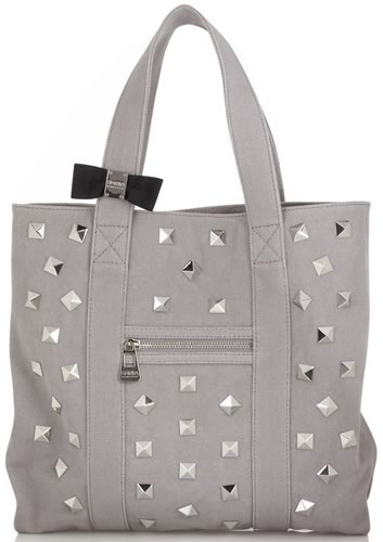 8dbc16e29019 lazy placeholder. The Sonia by Sonia Rykiel Studded Canvas Shoulder Bag ...