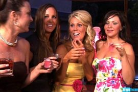 "Real Housewives of Orange County: ""Are we brawling? Where do we live? Are we in Jersey?"""