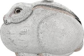 Judith Leiber Rabbit Clutch