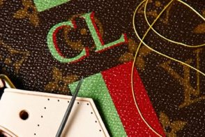 Personalize your Louis Vuitton with Mon Monogram