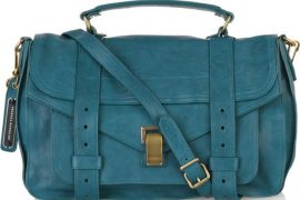 Proenza Schouler PS1 Sea Blue