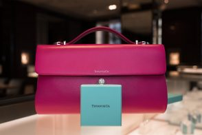 The Perfect Tiffany & Co. Spring 2015 Bags at Some of NYC's Must-Visit Spots