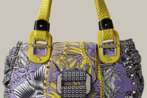 Versace Scream Shopper