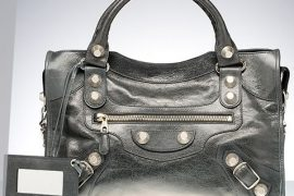 Winner: Balenciaga Giant City in Anthracite