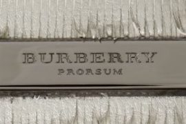 Burberry Prorsum Medium Osprey Leather Tote