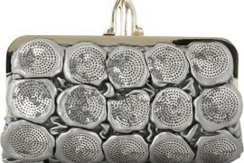 Christian Louboutin Carillon Quilted Clutch
