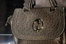 Fashion Week Fall 2010: Gucci Handbags