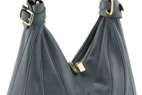 Kooba Slouchy Leather Hobo