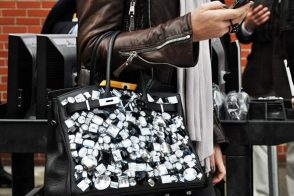 Debate: Would you bedazzle a bag, real or fake?