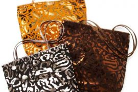 Bag Deal: Carlos Falchi Leopard Totes