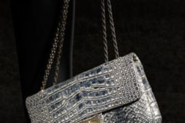 Chanel 2.55 Reissue Alligator Flap Bag