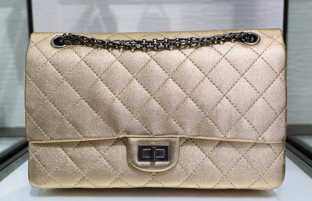 10 Reasons to Own a Chanel Flap Bag - PurseBlog 53f31d241cad3