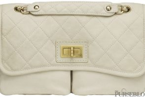Want it Wednesday: Chanel Sac en Cuir Doux Bag