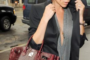 Want it Wednesday: Victoria Beckham's Crocodile Birkin