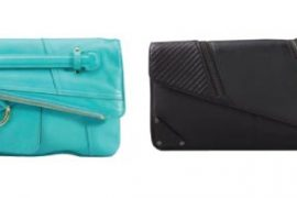 Look For Less: Asymmetrical Clutch