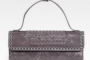 Bottega Veneta Perforated Leather Bag