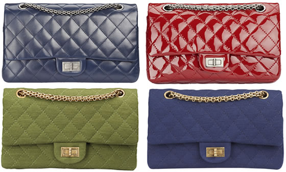 7a284db9cd52fa Vote: Which of these Chanel 2.55 Bags would you choose? - PurseBlog