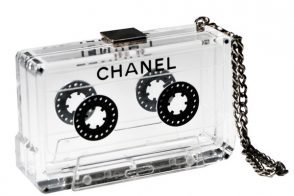 Behold: The Chanel Cassette Clutch