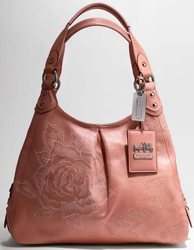 Coach Madison Floral Embroidered Maggie Bag - PurseBlog