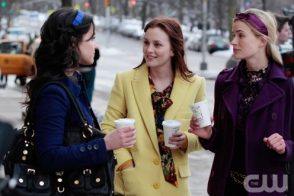 "Gossip Girl: ""Judge away. Shame turns me on."""