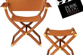 Want It Wednesday: Hermes Pippa Armchair and Footstool