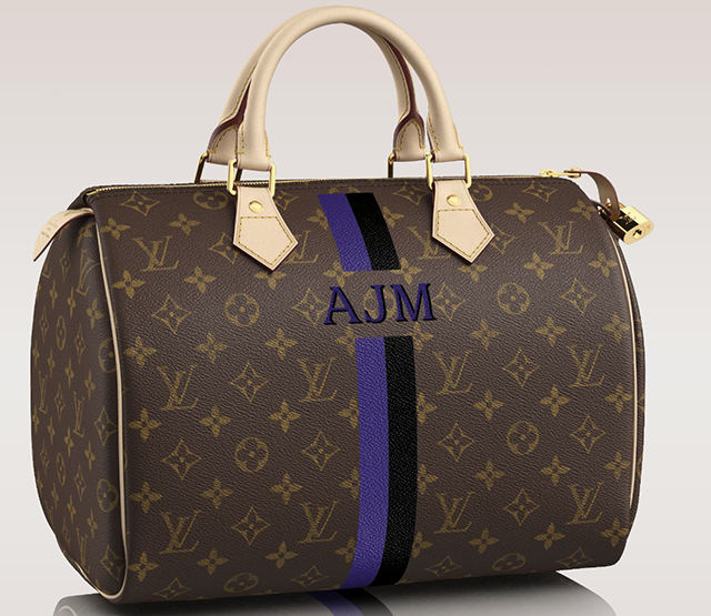 Louis Vuitton Mon Monogram Speedy