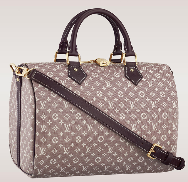 Louis Vuitton Monogram Idylle Speedy