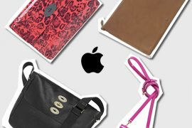 Mulberry Offers Leather Options for Apple Products