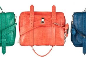 In need of $14,500 for the Proenza Schouler Crocodile PS1