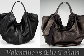 Look for Less: Valentino vs Elie Tahari